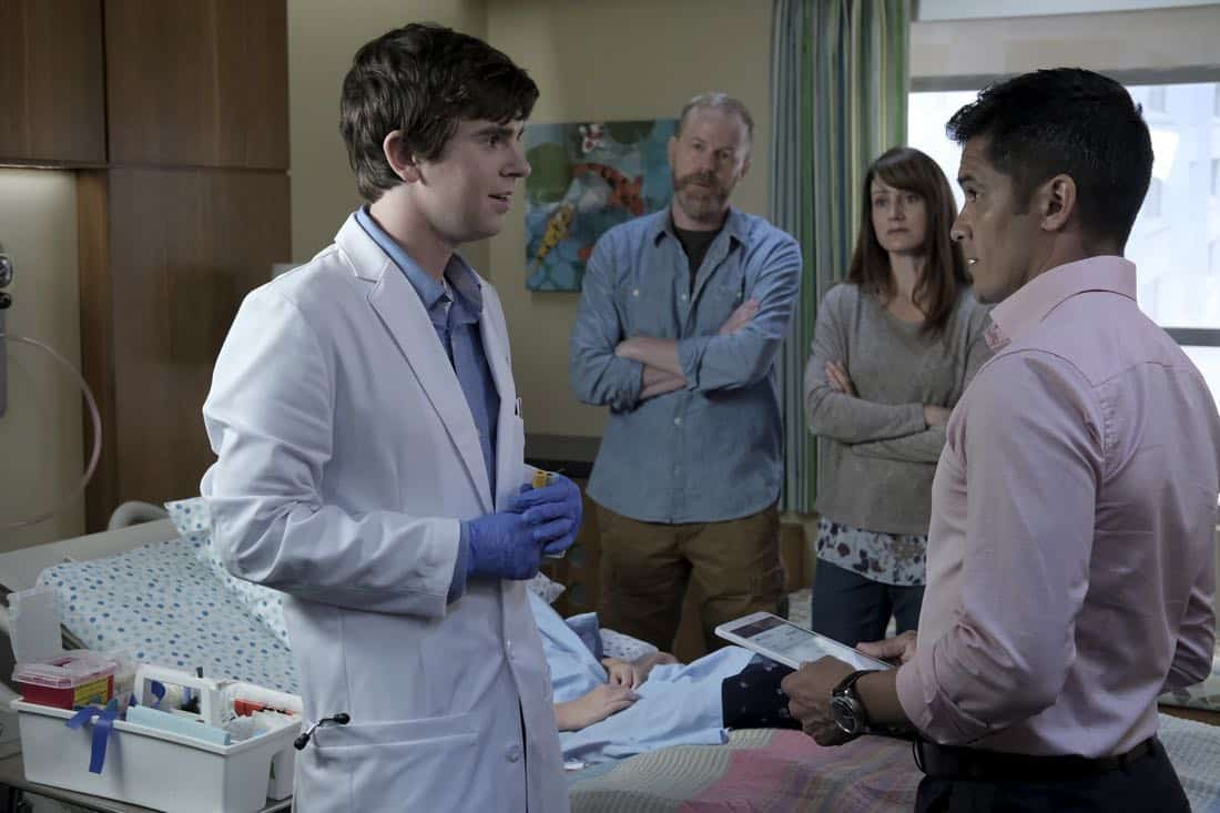 the good doctor Directed by lance daly with orlando bloom, riley keough, taraji p henson, rob morrow a young doctor goes to unconscionable extremes in order to remain in the service of a female patient.