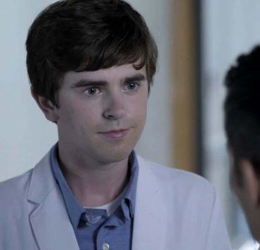 FREDDIE HIGHMORE The Good Doctor Episode 2