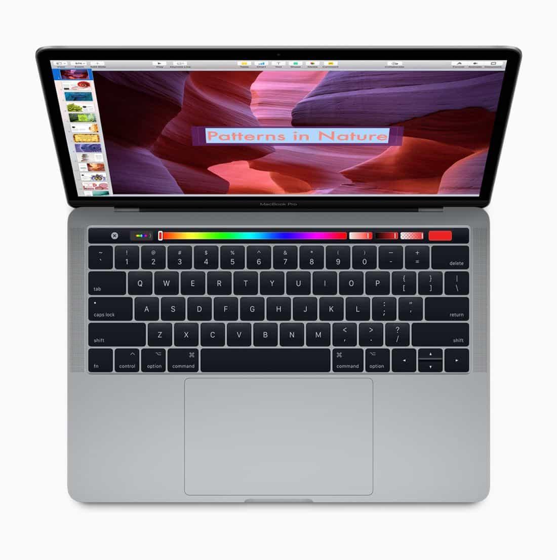 macbook-highsierra-touchbar-control