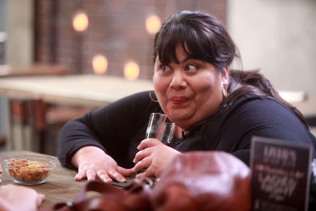 "THE MICK: Carla Jimenez in the ""The Friend"""