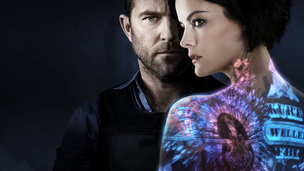 Blindspot - Season 3 Poster Key Art