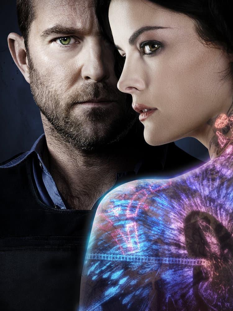 Blindspot - Season 3 Poster Key Art