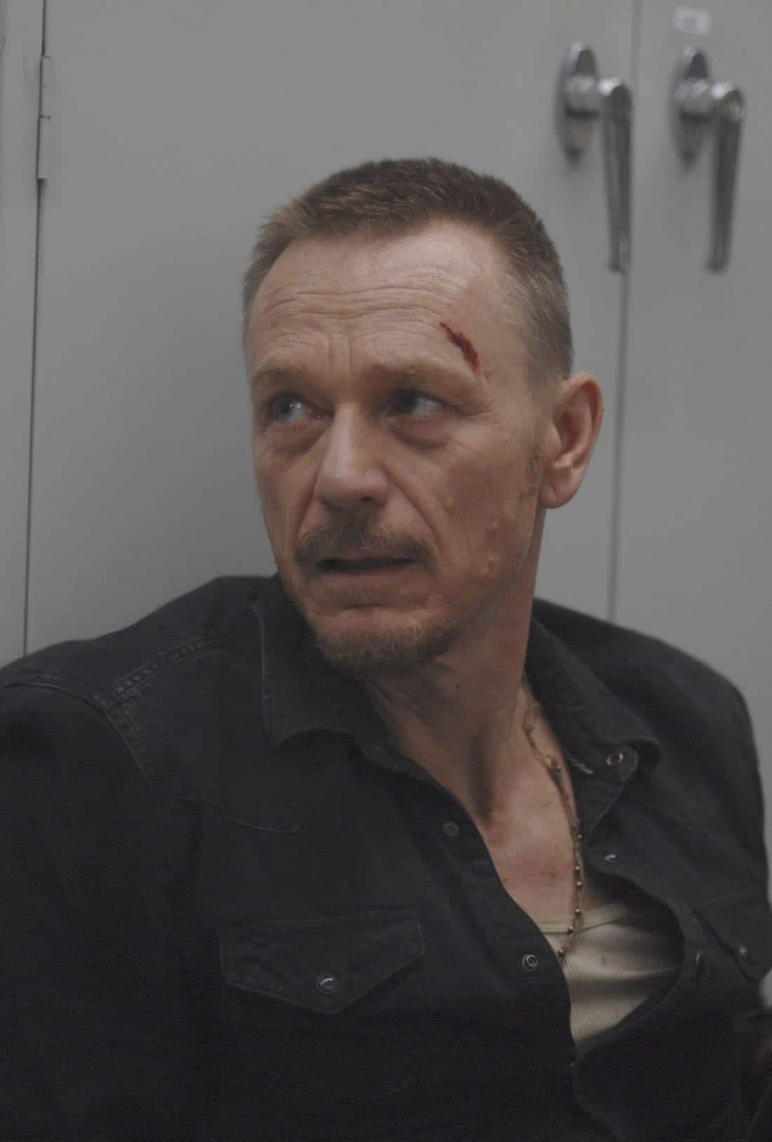 "THE EXORCIST:  Ben Daniels in the ""Safe as Houses"" episode of THE EXORCIST airing Friday, Oct. 5 (9:01-10:00 PM ET/PT) on FOX.  ©2017 Fox Broadcasting Co.  Cr:  Sergei Bachlakov/FOX"