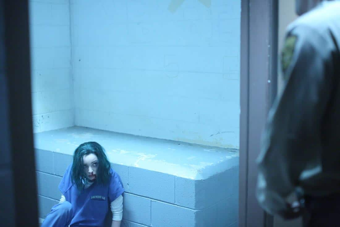"""THE GIFTED:  Emma Dumont in the """"A New World"""" episode of THE GIFTED airing Monday, Oct. 9 (9:00-10:00 PM ET/PT) on FOX.  ©2017 Fox Broadcasting Co.  Cr:  Eliza Morse/FOX"""