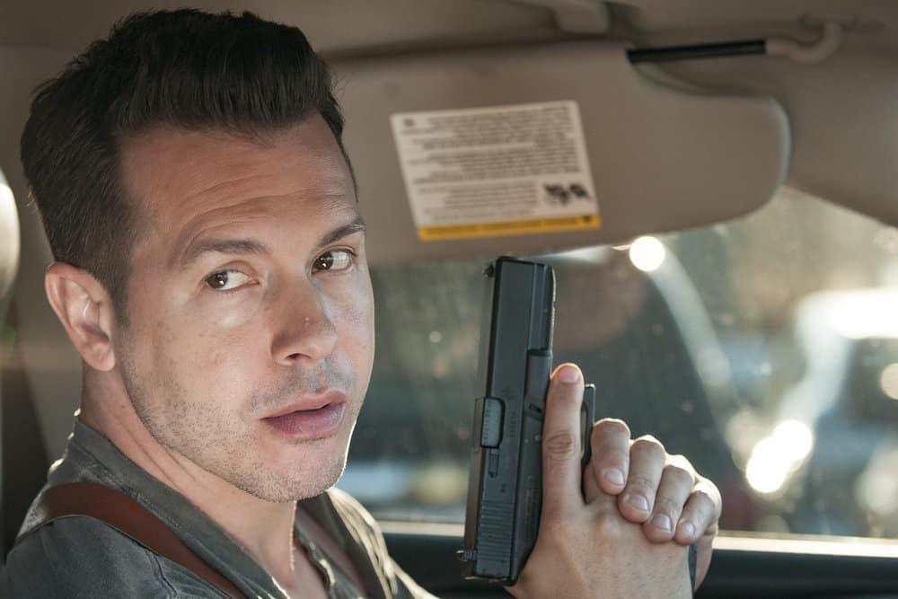 """CHICAGO P.D. -- """"Promise"""" Episode 503 -- Pictured: Jon Seda as Antonio Dawson -- (Photo by: Matt Dinerstein/NBC)"""