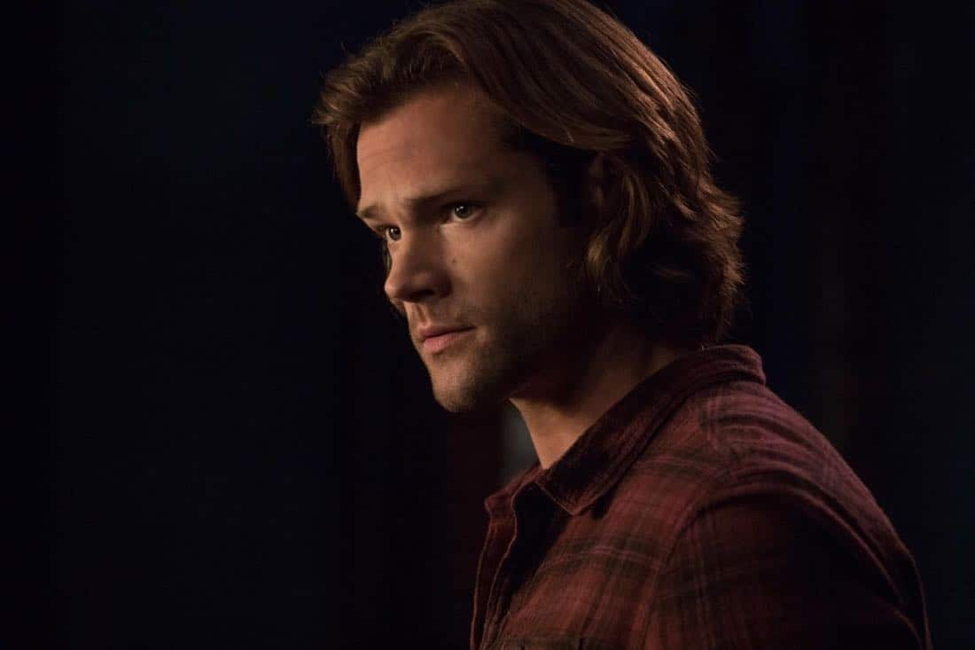 "Supernatural -- ""The Rising Son""  -- Image Number: SN1302b_0255.jpg -- Pictured: Jared Padalecki as Sam -- Photo: Jack Rowand/The CW -- © 2017 The CW Network, LLC All Rights Reserved."