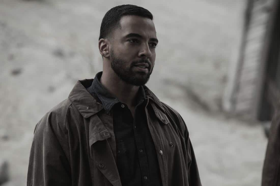 "Supernatural -- ""The Rising Son""  -- Image Number: SN1302a_0350.jpg -- Pictured: Christian Keyes as Michael -- Photo: Jack Rowand/The CW -- © 2017 The CW Network, LLC All Rights Reserved."