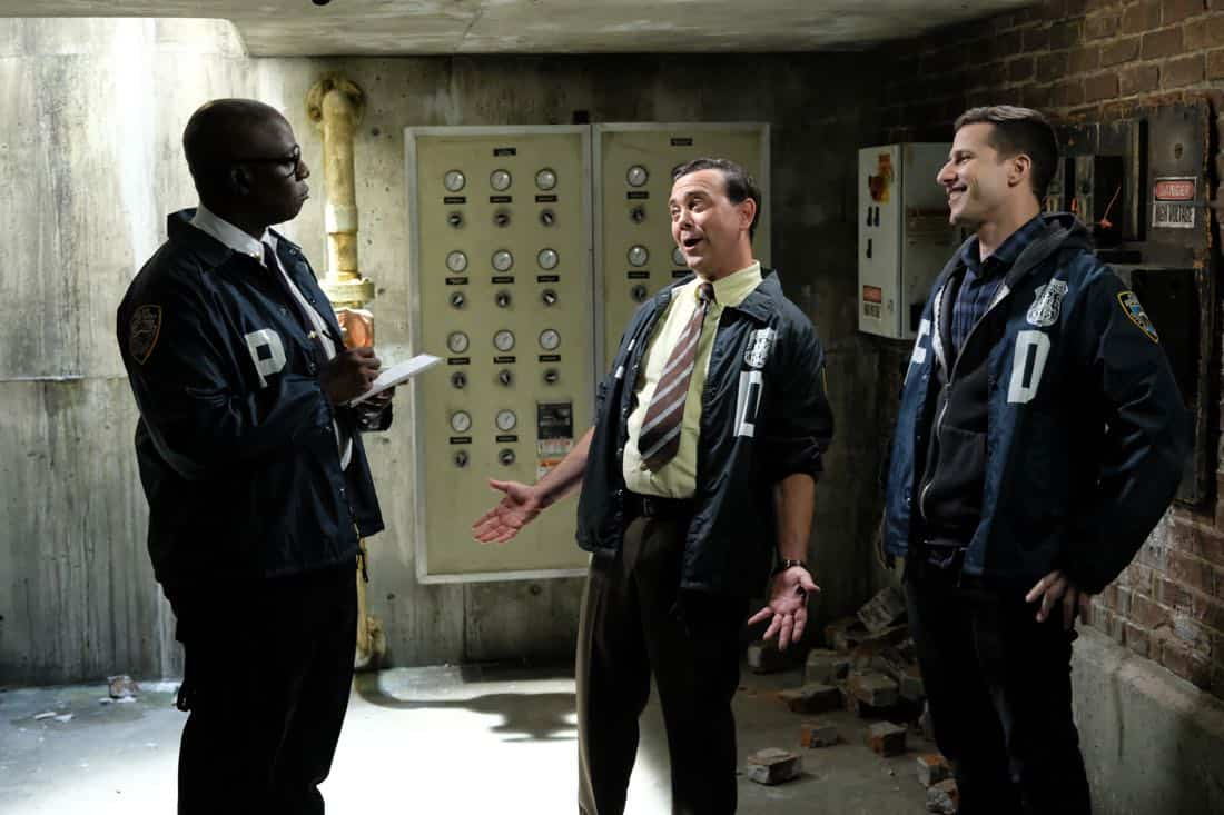Brooklyn 99 5 temporada ep 1 dublado - 1 9