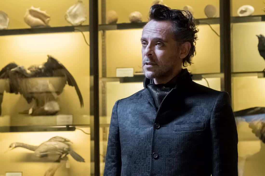"GOTHAM: Alexander Siddig in the ""A Dark Knight: The Demon's Head"" episode of GOTHAM airing Thursday, Oct. 12 (8:00-9:01 PM ET/PT) on FOX. CR: Jeff Neumann/FOX"