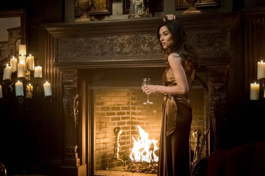"GOTHAM: Crystal Reed in the ""A Dark Knight: The Demon's Head"" episode of GOTHAM airing Thursday, Oct. 12 (8:00-9:01 PM ET/PT) on FOX. CR: Jeff Neumann/FOX"