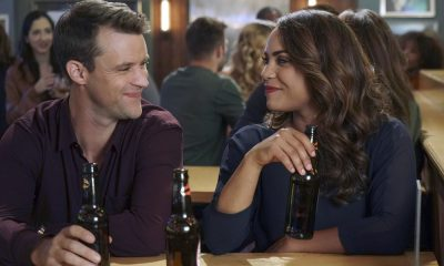"CHICAGO FIRE -- ""An Even Bigger Surprise"" Episode 603 -- Pictured: (l-r) Jesse Spencer as Matthew Casey, Monica Raymund as Gabriela Dawson -- (Photo by: Elizabeth Morris/NBC)"