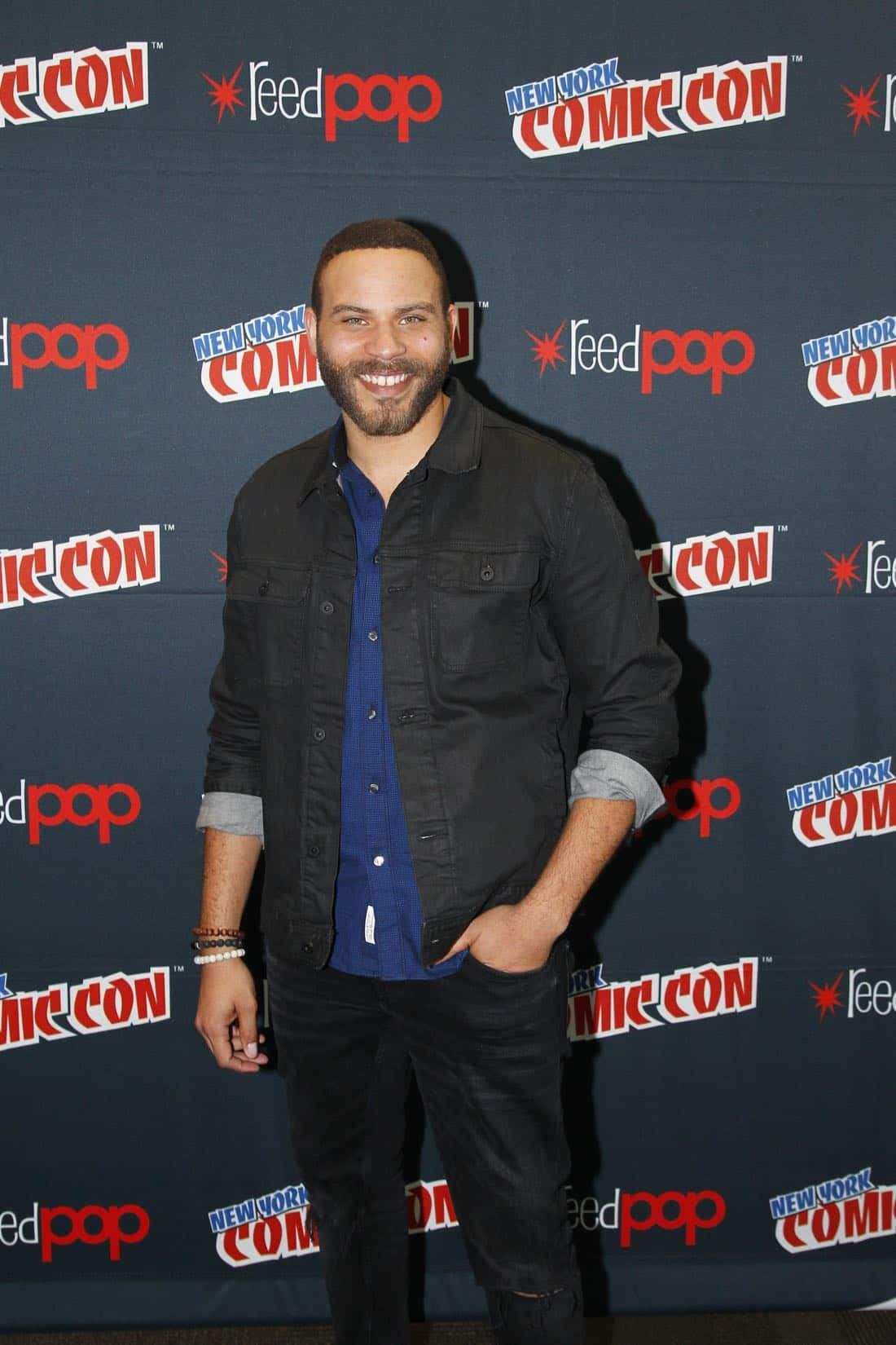 """NY COMIC-CON 2017 - SIREN - Freeform's genre programming was out in full force at this year's New York Comic Con on Saturday, October 7th with executive producers and cast from the hit series """"Shadowhunters,"""" """"Beyond,"""" and new original series """"Siren.""""  (Freeform/Lou Rocco) IAN VERDUN"""