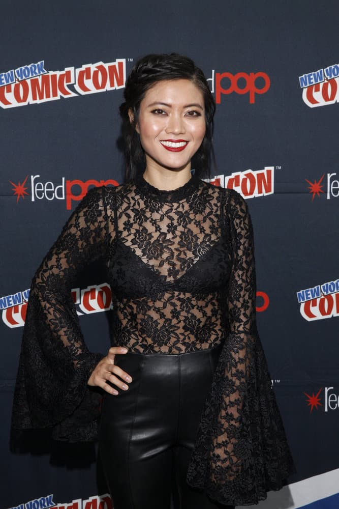 "NEW YORK COMIC CON -- ""Reverie"" -- Pictured: Jessica Lu -- (Photo by: Heidi Gutman/NBC)"