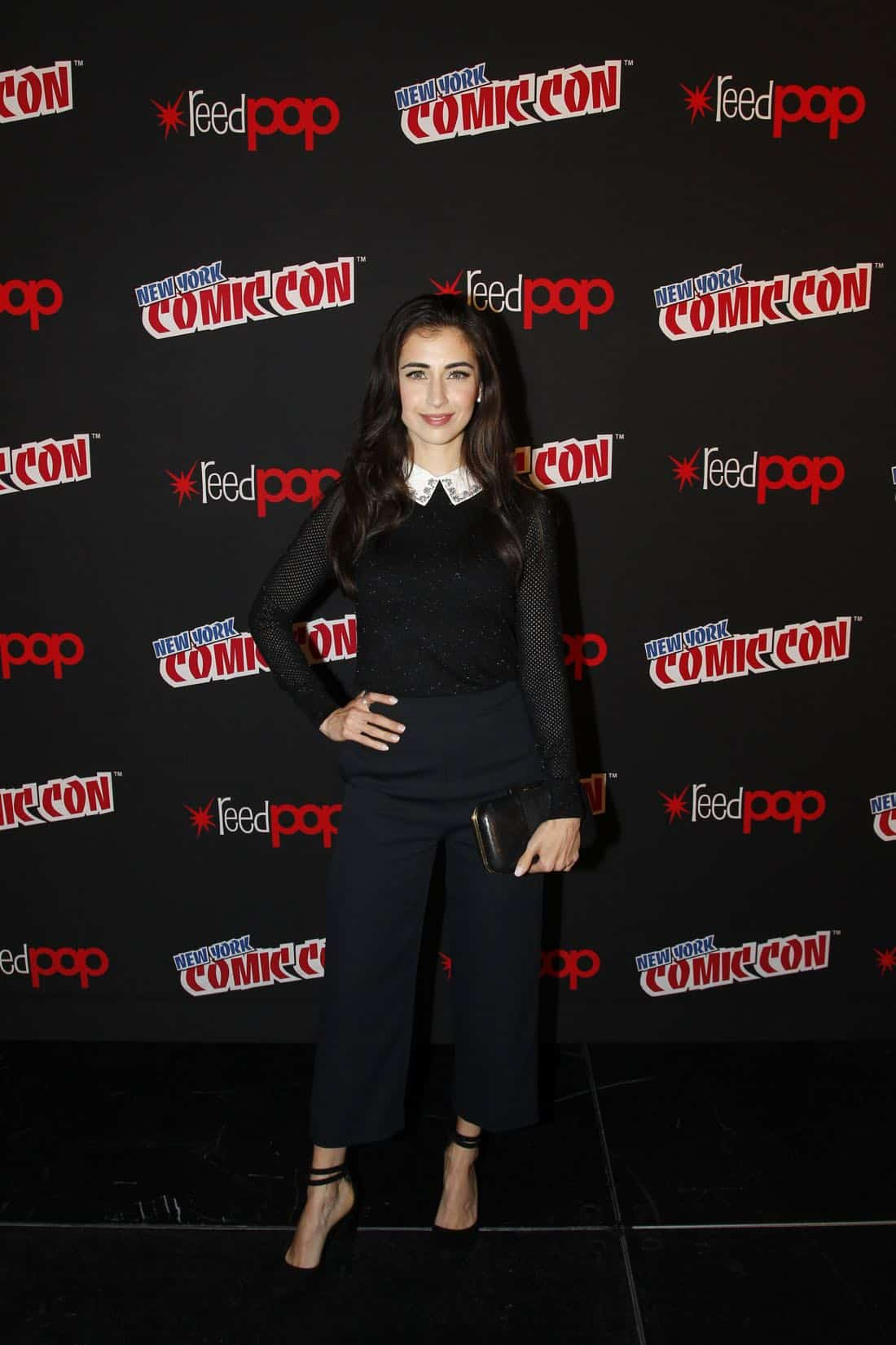 "NY COMIC-CON 2017 - Freeform's genre programming was out in full force at this year's New York Comic Con on Saturday, October 7th with executive producers and cast from the hit series ""Shadowhunters,"" ""Beyond,"" and new original series ""Siren.""  (ABC/Lou Rocco) DILAN GWYN"