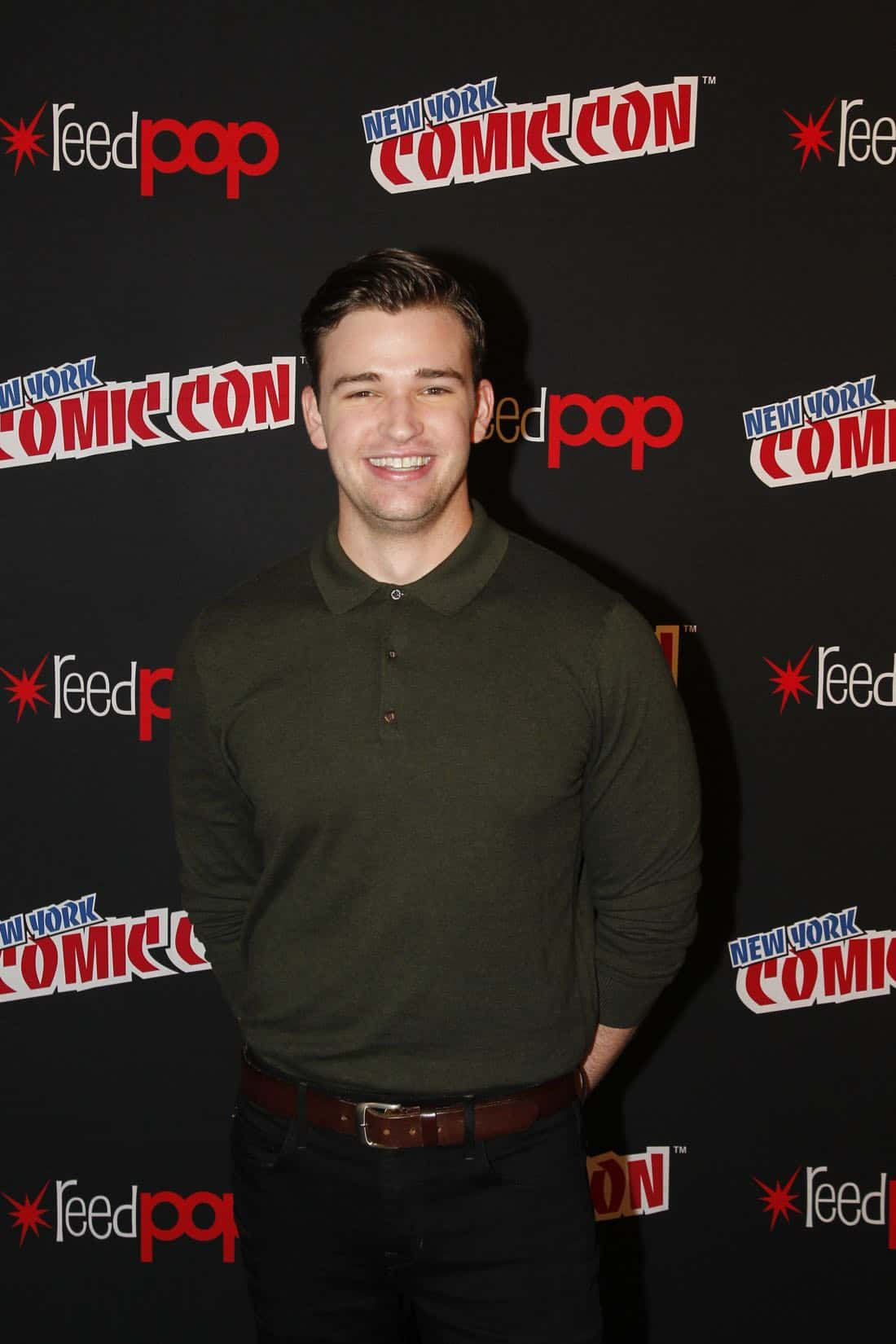 "NY COMIC-CON 2017 - Freeform's genre programming was out in full force at this year's New York Comic Con on Saturday, October 7th with executive producers and cast from the hit series ""Shadowhunters,"" ""Beyond,"" and new original series ""Siren.""  (ABC/Lou Rocco) BURKELY DUFFIELD"