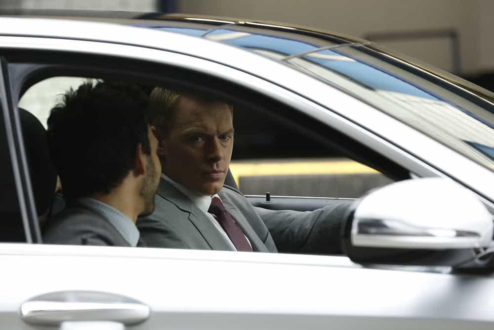 """THE BLACKLIST -- """"Ilyas Surkov (#54)"""" Episode 505 -- Pictured: Diego Klattenhoff as Agent Donald Ressler -- (Photo by: Will Hart/NBC)"""