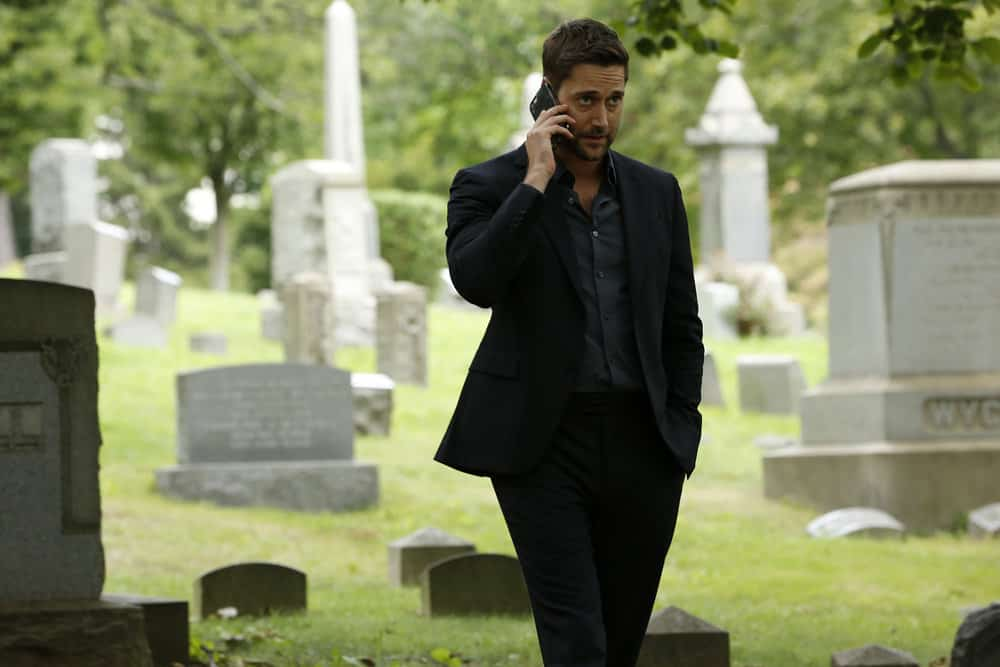 """THE BLACKLIST -- """"Ilyas Surkov (#54)"""" Episode 505 -- Pictured: Ryan Eggold as Tom Keen -- (Photo by: Will Hart/NBC)"""