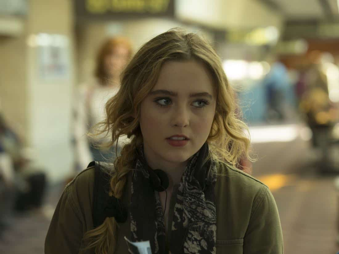 Kathryn Newton as Joanie Clark - Halt and Catch Fire _ Season 4, Episode 9 - Photo Credit: Bob Mahoney/AMC