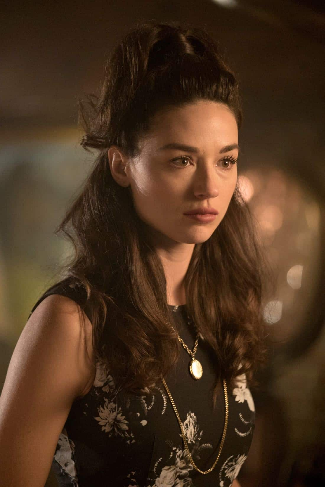 "GOTHAM: Crystal Reed in the ""A Dark Knight: The Blade's Path"" episode of GOTHAM airing Thursday, Oct. 19 (8:00-9:01 PM ET/PT) on FOX.  CR:  Jessica Miglio/FOX"