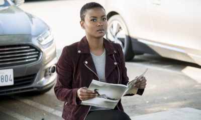 """Mountebank"" -- Pictured: Andrea Bordeaux (NCIS Special Agent Harley Hidoko). Sam goes undercover as a day trader after a prominent investment banker with ties to a Russian oligarch is murdered. Also, one of Callen's aliases is the victim of credit card theft, and Mosley is concerned it signals something bigger, on NCIS: LOS ANGELES, Sunday, Oct. 29 (9:00-10:00 PM, ET/PT) on the CBS Television Network. Photo: Monty Brinton/CBS ©2017 CBS Broadcasting, Inc. All Rights Reserved."