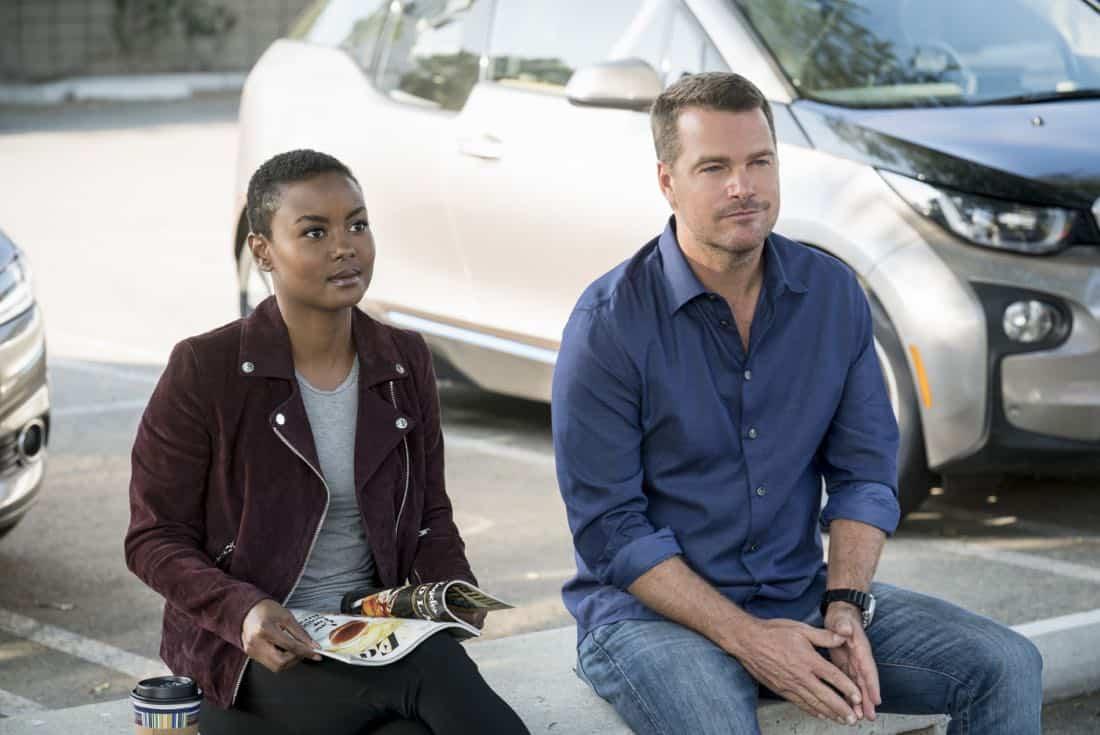 NCIS LOS ANGELES Season 9 Episode 5 Photos Mountebank ...