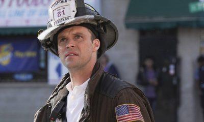 "CHICAGO FIRE -- ""Devil's Bargain"" Episode 605 -- Pictured: Jesse Spencer as Matthew Casey -- (Photo by: Elizabeth Morris/NBC)"