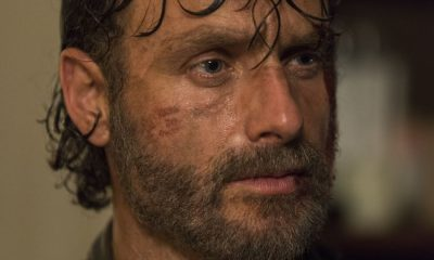 Andrew Lincoln as Rick Grimes  - The Walking Dead _ Season 8, Episode 2 - Photo Credit: Jackson Lee Davis/AMC