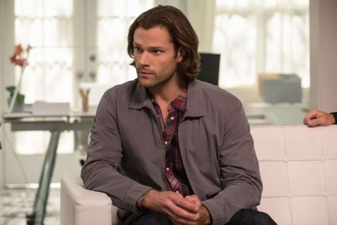 "Supernatural -- ""The Big Empty"" -- Image Number: SN1304b_0088b.jpg -- Pictured: Jared Padalecki as Sam -- Photo: Jack Rowand/The CW -- © 2017 The CW Network, LLC All Rights Reserved."