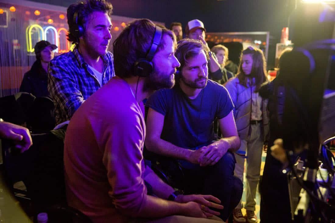 Stranger Things Season 2 Matt Duffer, Ross Duffer, Shawn Levy