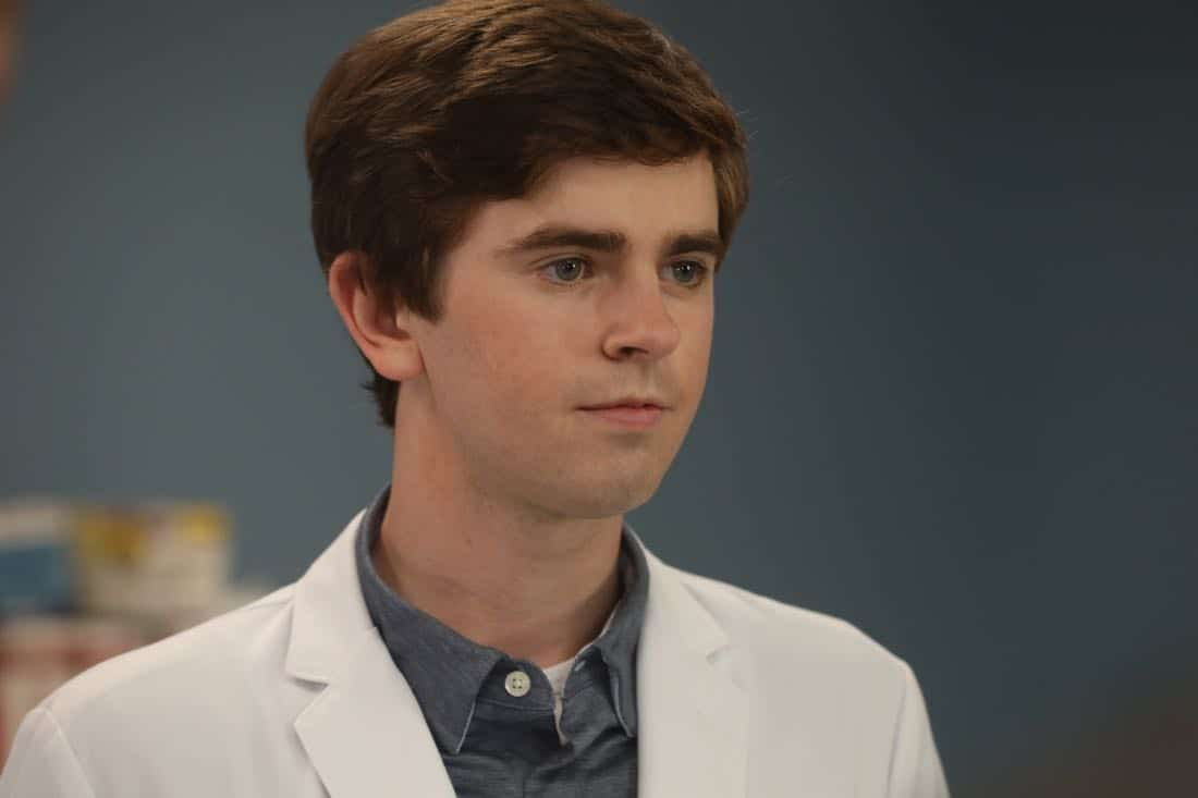 'The Good Doctor' scrubs in for a second season on ABC