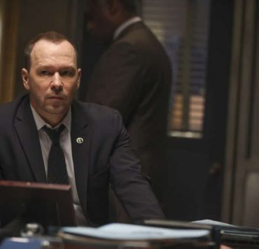 """Common Ground"" – A case turns personal for Danny when he works to protect a nurse, Faith Madson (Jessie Mueller), from her violent ex-boyfriend. Also, Shelly Wayne (Cassandra Freeman), an acquaintance of Frank's, comes to him with a theory regarding the death of an inmate, and Jamie and Eddie help deliver a baby, on BLUE BLOODS, Friday, Nov. 10 (10:00-11:00 PM, ET/PT) on the CBS Television Network. Pictured: Donnie Wahlberg. Photo: Craig Blankenhorn/CBS ©2016 CBS Broadcasting Inc. All Rights Reserved."