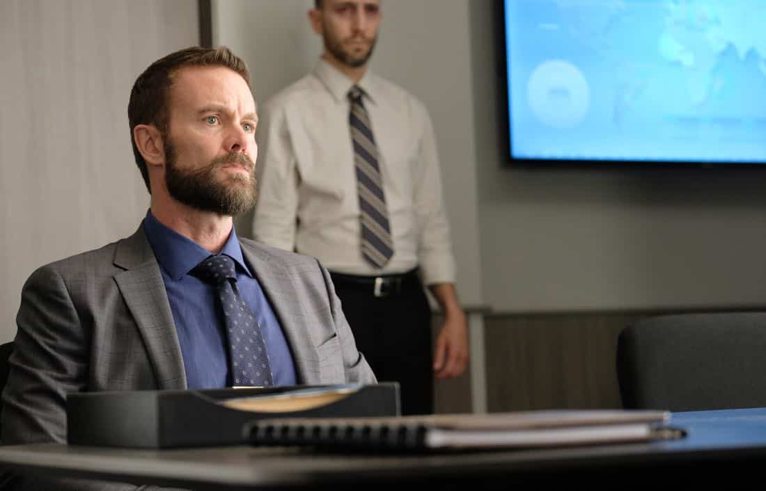 "THE GIFTED:  Guest star Garret Dillahunt in the ""got your siX"" episode of THE GIFTED airing Monday, Nov. 6 (9:00-10:00 PM ET/PT) on FOX.  ©2017 Fox Broadcasting Co.  Cr:  Eliza Morse/FOX"