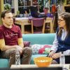 """The Tesla Recoil"" -- Pictured: Sheldon Cooper (Jim Parsons) and Amy Farrah Fowler (Mayim Bialik). Leonard and Wolowitz are furious after they learn Sheldon went to work with the military behind their backs. Also, while Bernadette is on bed rest, she asks Raj to do some digging when she suspects Ruchi is trying to steal her job, on THE BIG BANG THEORY, Thursday, Nov. 16 (8:00-8:31 PM, ET/PT) on the CBS Television Network. Photo: Sonja Flemming/CBS ©2017 CBS Broadcasting, Inc. All Rights Reserved."