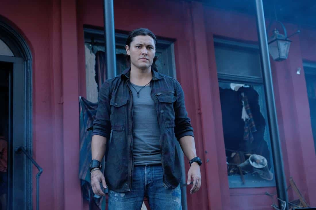 "THE GIFTED:  Blair Redford in the ""threat of eXtinction"" episode of THE GIFTED airing Monday, Nov. 20 (9:00-10:00 PM ET/PT) on FOX.  ©2017 Fox Broadcasting Co.  Cr: Eliza Morse/FOX"