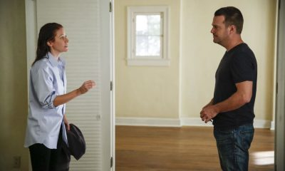 """Fool Me Twice"" -- Pictured: Elizabeth Bogush (Joelle Taylor / Beth) and Chris O'Donnell (Special Agent G. Callen). Callen and the team question CIA Agent Joelle Taylor's (Elizabeth Bogush) backstory after she escapes from a kidnapping and turns to Callen for help, on NCIS: LOS ANGELES, Sunday, Nov. 26 (9:30-10:30 PM, ET/9:00-10:00 PM, PT) on the CBS Television Network. Photo: Cliff Lipson/CBS ©2017 CBS Broadcasting, Inc. All Rights Reserved."