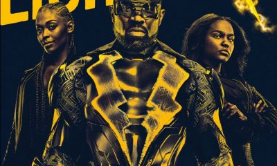 BLACK LIGHTNING Season 1 Poster Key Art
