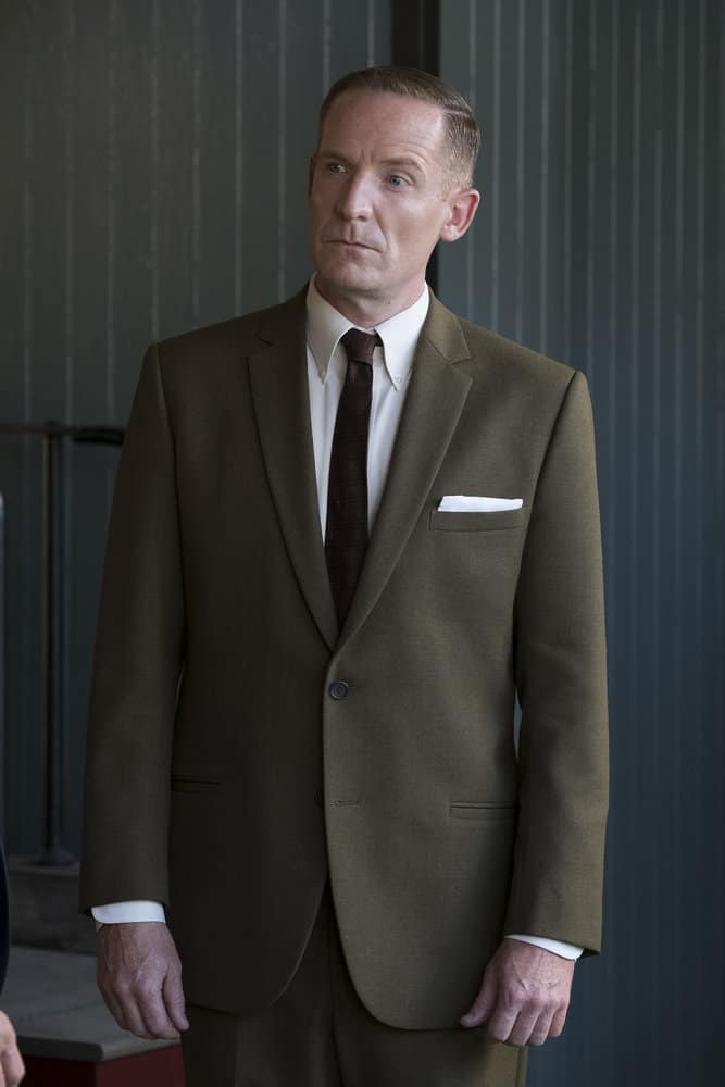 """THE GOOD PLACE -- """"Leap Into Faith"""" Episode 209 -- Pictured: Marc Evan Jackson as Shawn -- (Photo by: Colleen Hayes/NBC)"""