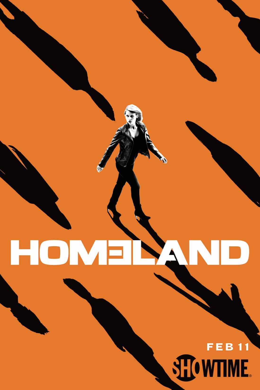 HOMELAND Season 7 Poster Key Art + New Teaser | SEAT42F