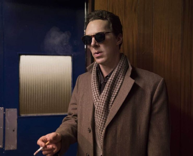 Benedict Cumberbatch as Patrick Melrose in PATRICK MELROSE (Season 1, Episode 03). - Photo: Justin Downing/SHOWTIME - Photo ID: PM_103_082417_B_0168.R