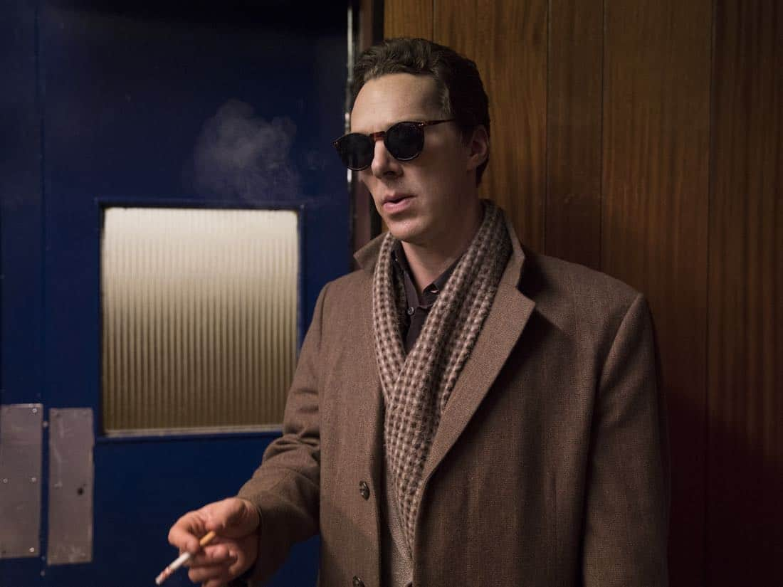 Benedict Cumberbatch as Patrick Melrose in PATRICK MELROSE (Season 1, Episode 03). - Photo: Justin Downing/SHOWTIME - Photo ID: PM_103_082417_B_0168.R
