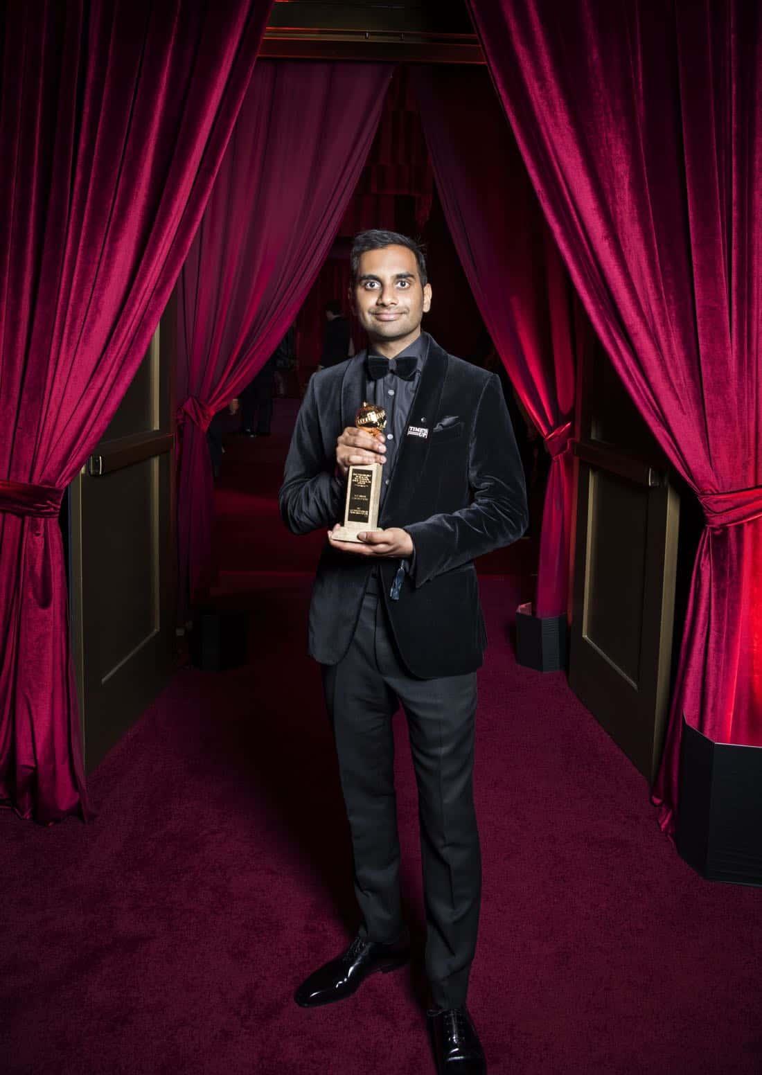 Golden Globes 2018 - Aziz Ansari