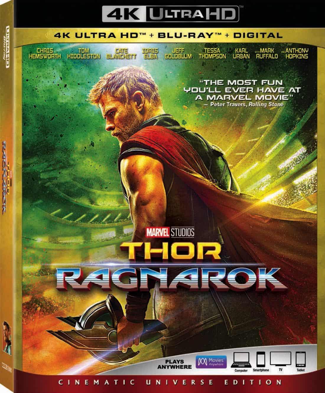 Thor Ragnarok 4K