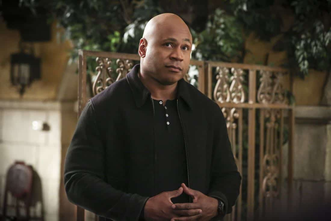 """Cac Tu Nhan"" -- Pictured: LL COOL J (Special Agent Sam Hanna). While Hetty is being tortured by her captors in Vietnam, Eric and Nell find a clue to her whereabouts, prompting the team to organize a rescue mission with very little information, on NCIS: LOS ANGELES, Sunday, Jan. 14 (9:00-10:00 PM, ET/PT) on the CBS Television Network. Carl Lumbly guest stars as Charles Langston and John M. Jackson guest stars as A.J. Chegwidden. Photo: Michael Yarish/CBS ©2017 CBS Broadcasting, Inc. All Rights Reserved."