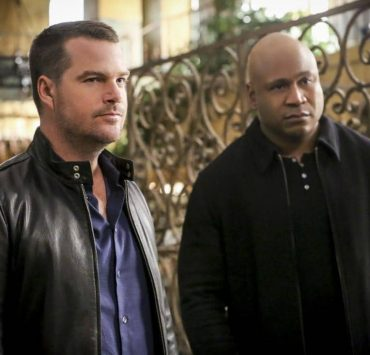 """Cac Tu Nhan"" -- Pictured: Chris O'Donnell (Special Agent G. Callen) and LL COOL J (Special Agent Sam Hanna). While Hetty is being tortured by her captors in Vietnam, Eric and Nell find a clue to her whereabouts, prompting the team to organize a rescue mission with very little information, on NCIS: LOS ANGELES, Sunday, Jan. 14 (9:00-10:00 PM, ET/PT) on the CBS Television Network. Carl Lumbly guest stars as Charles Langston and John M. Jackson guest stars as A.J. Chegwidden. Photo: Michael Yarish/CBS ©2017 CBS Broadcasting, Inc. All Rights Reserved."