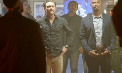 "LETHAL WEAPON: Pictured L-R: Clayne Crawford and Damon Wayans in the ""Better Chemistry"" episode of LETHAL WEAPON airing Tuesday, Jan. 9 (8:00-9:00 PM ET/PT) on FOX. ©2017 Fox Broadcasting Co. CR: Erik Voake/FOX"