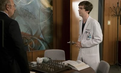 "THE GOOD DOCTOR - ""Seven Reasons"" - Dr. Shaun Murphy suspects his patient is lying about the reason for her injury and makes a controversial assumption about her motives. Meanwhile, Dr. Neil Melendez's personal life could be affecting his work and, ultimately, his patients lives, on ""The Good Doctor,"" MONDAY, JAN. 22 (10:01-11:00 p.m. EST), on The ABC Television Network. (ABC/Eike Schroter) RICHARD SCHIFF, FREDDIE HIGHMORE"