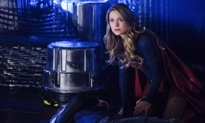 "Supergirl -- ""Fort Rozz"" -- Image Number: SPG311b_0355.jpg -- Pictured: Melissa Benoist as Kara/ Supergirl -- Photo: Michael Courtney/The CW -- © 2018 The CW Network, LLC. All rights reserved."