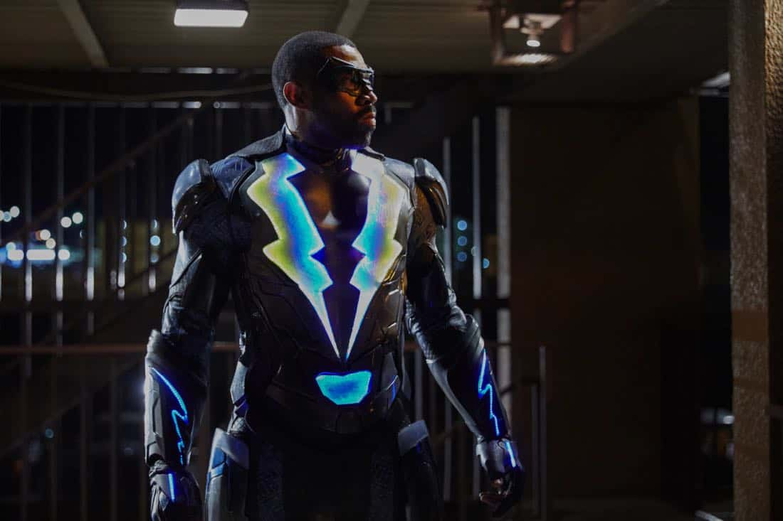 'Black Lightning' Debuts As The CW's Highest-Rated Premiere In 2 Years