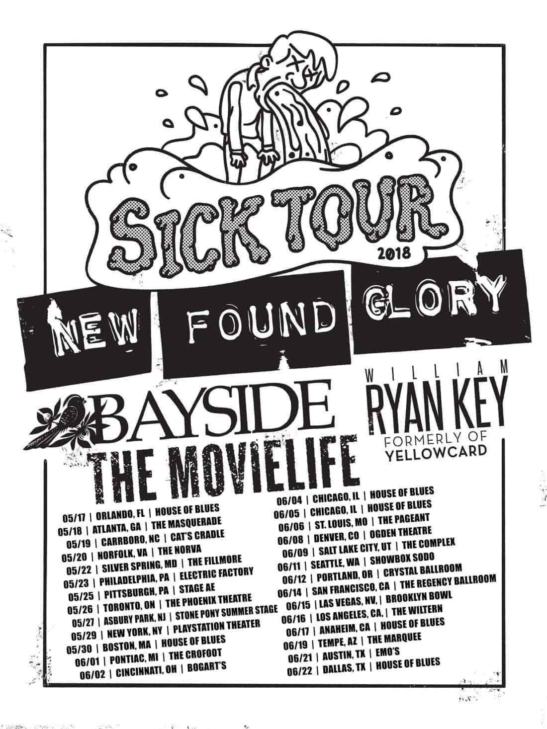 The-Sick-Tour-New-Found-Glory