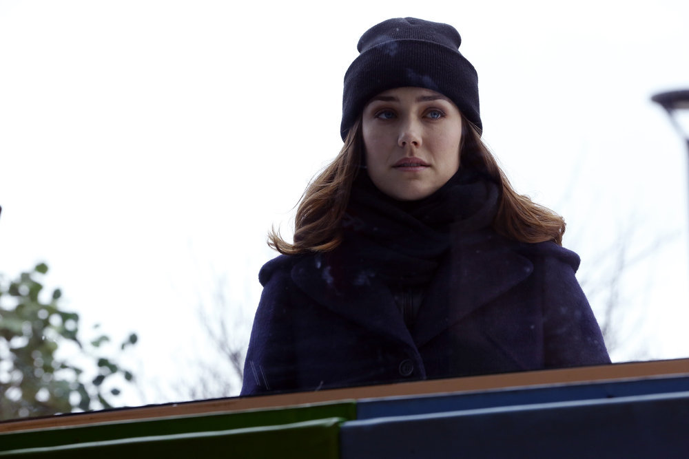 "THE BLACKLIST -- ""Tommy Wattles (#56)"" Episode 512 -- Pictured: Megan Boone as Elizabeth Keen -- (Photo by: Will Hart/NBC)"